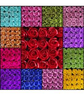 Trandafiri de sapun 50 buc / cutia