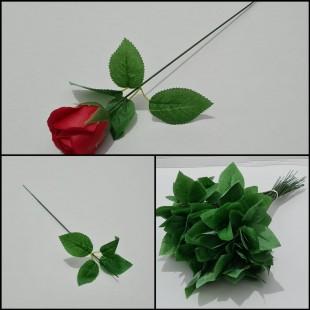 Cozi trandafiri de sapun S/50