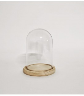 Cupola sticla mica 10x15