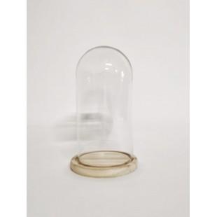 Cupola sticla medie 10x20
