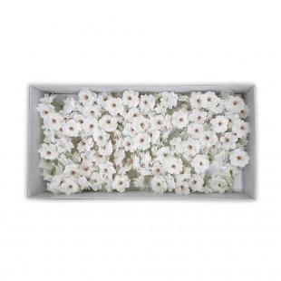 Flori de cires din sapun 50 buchete / cutie