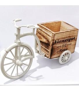 Bicicleta roata mare