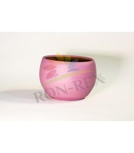 Ghiveci ceramica lila