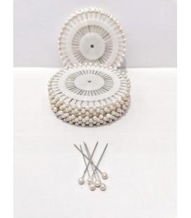 Rola perle albe