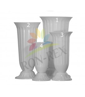 Vaza plastic V1